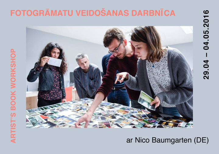 Nico Baumgarten workshop